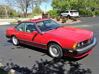 1987 BMW M6 Coupe for sale 100868898