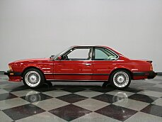 1987 BMW M6 Coupe for sale 100872493