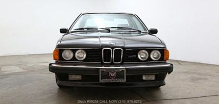 1987 BMW M6 for sale 100954512