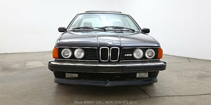 1987 BMW M6 for sale 100976580