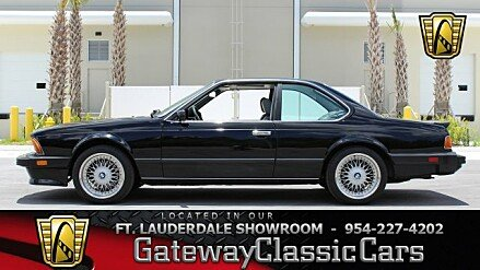 1987 BMW M6 Coupe for sale 100999393
