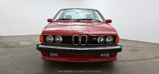 1987 BMW M6 for sale 100999995