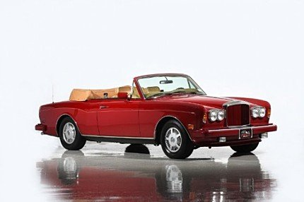 1987 Bentley Continental for sale 100836353
