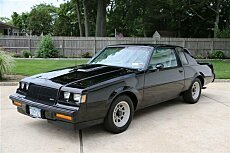 1987 Buick Regal UNAVAIL for sale 100722533