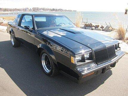 1987 Buick Regal UNAVAIL for sale 100731683