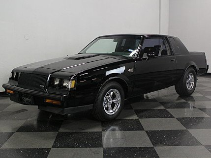 1987 Buick Regal Coupe for sale 100750615