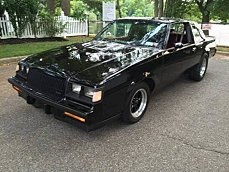 1987 Buick Regal for sale 100755571