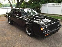 1987 Buick Regal Coupe for sale 100755571