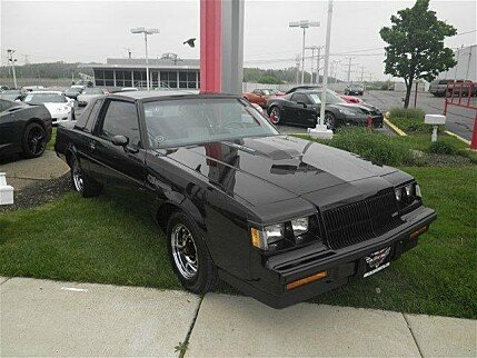 1987 Buick Regal Coupe for sale 100759992