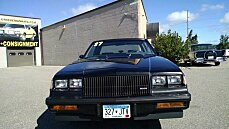 1987 Buick Regal Coupe for sale 100771000
