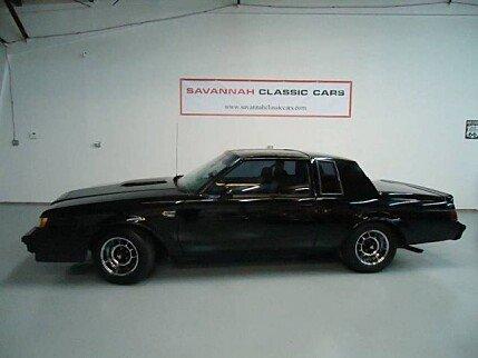 1987 Buick Regal UNAVAIL for sale 100818893