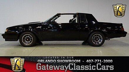 1987 Buick Regal UNAVAIL for sale 100842242