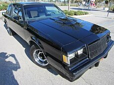 1987 Buick Regal for sale 100842597