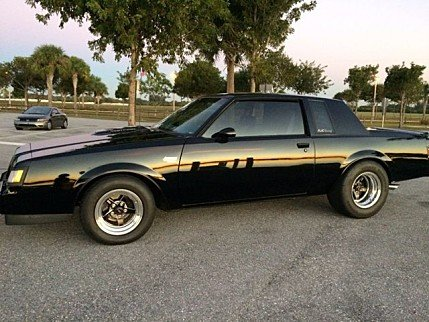 1987 Buick Regal Grand National for sale 100844108