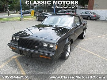 1987 Buick Regal Coupe for sale 100890846