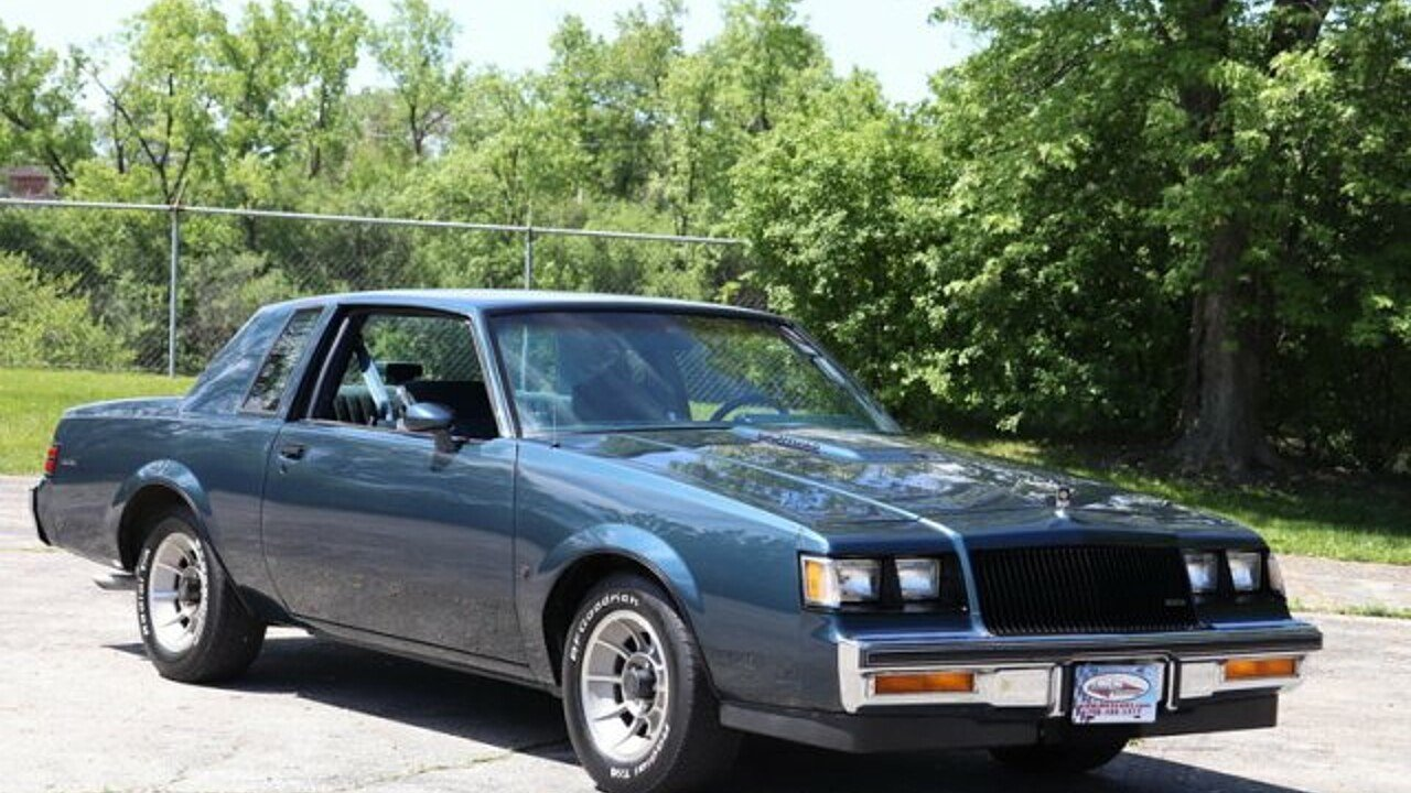1987 Buick Regal for sale 100991728