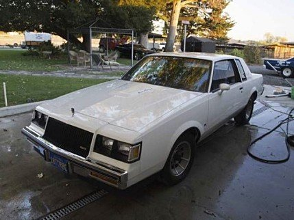 1987 Buick Regal for sale 100883630