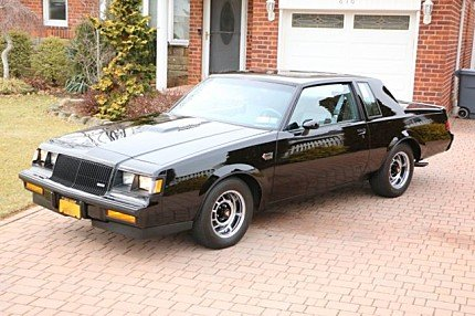 1987 Buick Regal Grand National for sale 100956314