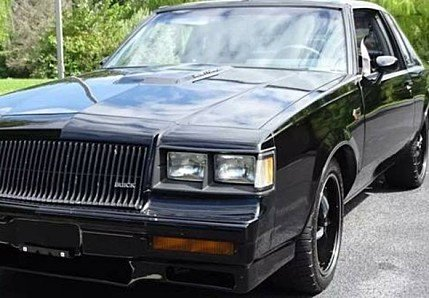 1987 Buick Regal for sale 100966596
