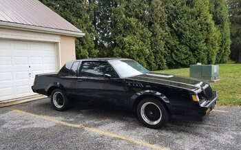 1987 Buick Regal Grand National for sale 100969481