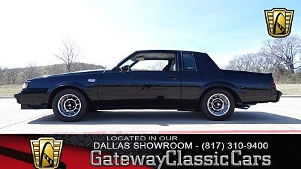 1987 Buick Regal for sale 100970092