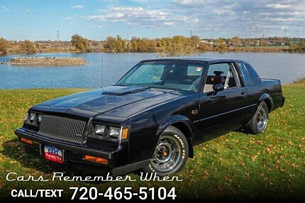1987 Buick Regal for sale 101017549