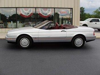 1987 Cadillac Allante for sale 100744261