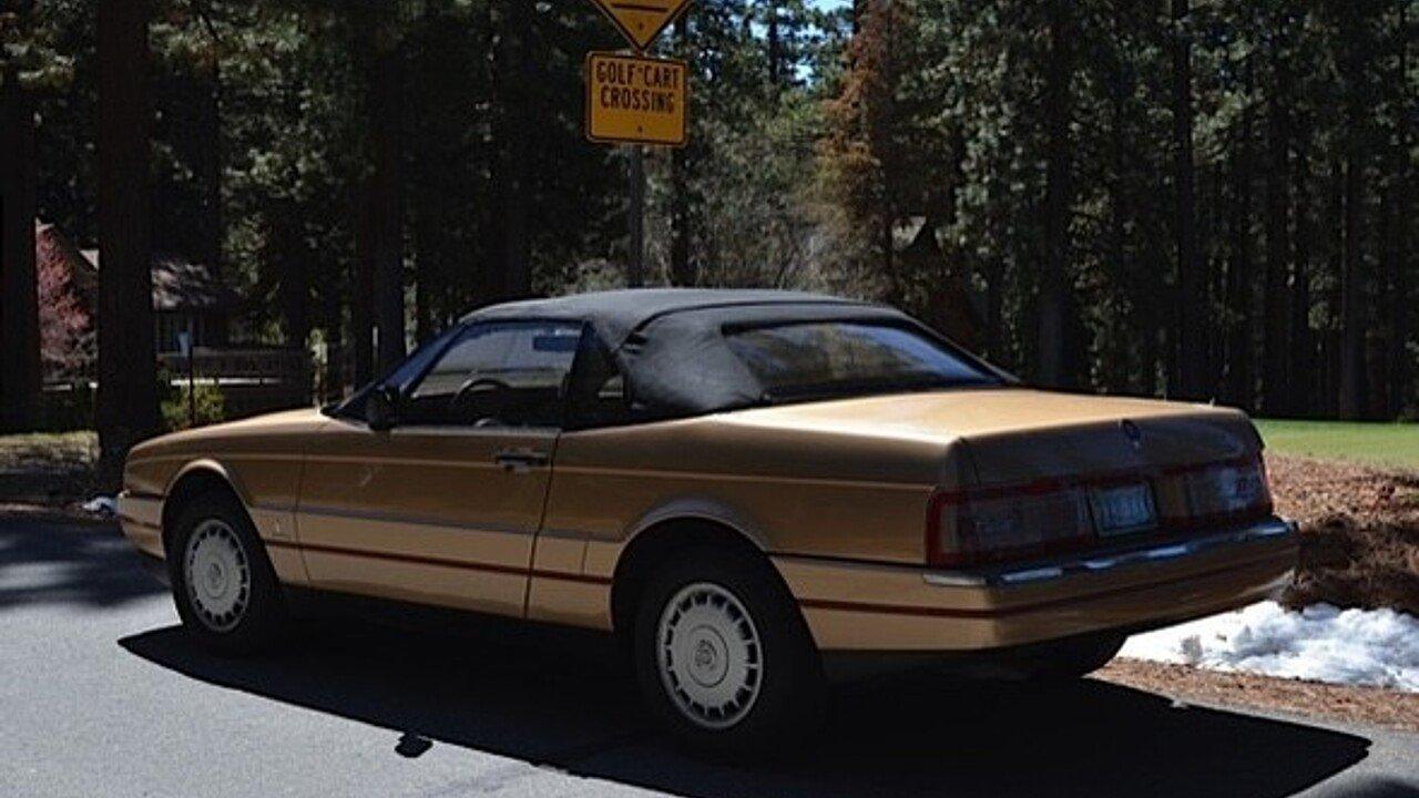1987 Cadillac Allante for sale near Woodland Hills ...