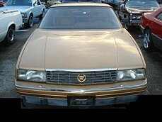 1987 Cadillac Allante for sale 100780334
