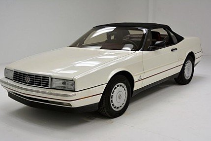 1987 Cadillac Allante for sale 100962085