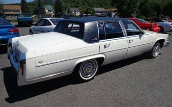 1987 Cadillac Brougham for sale 100782120