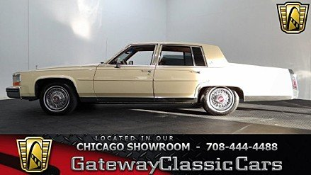 1987 Cadillac Brougham for sale 100821680