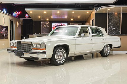 1987 Cadillac Brougham for sale 100887269