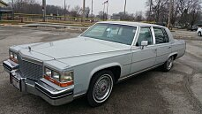 1987 Cadillac Brougham for sale 100975989