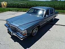 1987 Cadillac Brougham for sale 101009237