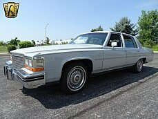 1987 Cadillac Brougham for sale 101011720