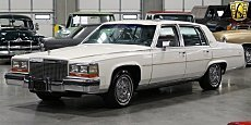 1987 Cadillac Brougham for sale 101045090
