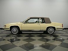 1987 Cadillac De Ville Coupe for sale 100775387