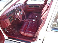 1987 Cadillac De Ville for sale 100951026