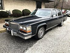 1987 Cadillac Fleetwood for sale 100851424