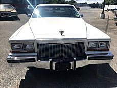1987 Cadillac Fleetwood for sale 100880592