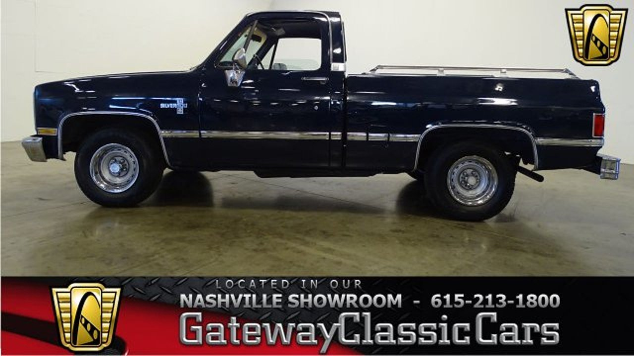 1987 Chevrolet C/K Truck 2WD Regular Cab 1500 for sale 100965667