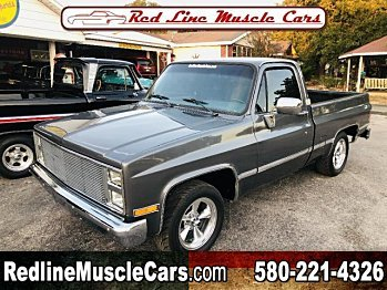 1987 Chevrolet C/K Truck 2WD Regular Cab 1500 for sale 101038334
