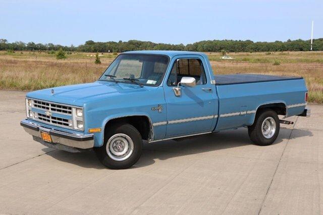 1987 Chevrolet C/K Truck Classics for Sale - Classics on ...