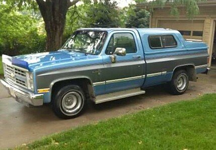 1987 Chevrolet C/K Truck for sale 100798202