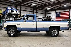1987 Chevrolet C/K Truck for sale 100930206