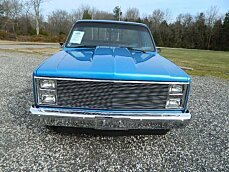 1987 Chevrolet C/K Truck for sale 100945053