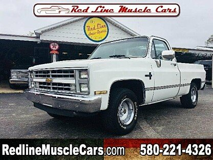 1987 Chevrolet C/K Truck 2WD Regular Cab 1500 for sale 100972819