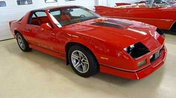 1987 Chevrolet Camaro Coupe for sale 100775196