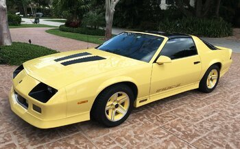 1987 Chevrolet Camaro Coupe for sale 100830996